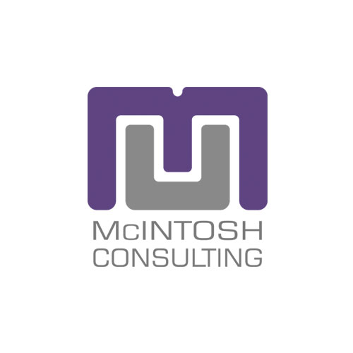 'McIntosh Consulting logo' by Joe Nittoly