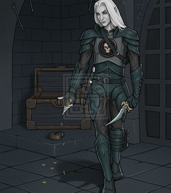 Eladrin Rogue
