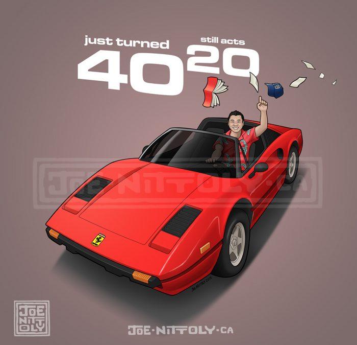 Ferrari Mike