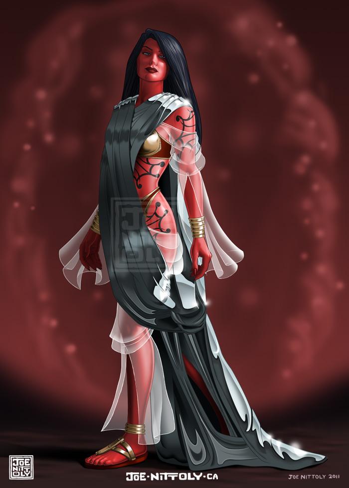 'Morgana le Fay' by Joe Nittoly
